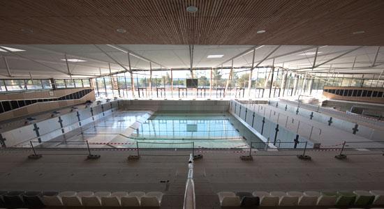 Centre Aquatique Sainte-Victoire – Piscine Venelles